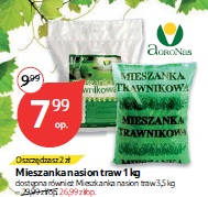 Mieszanka nasion traw 1 kg