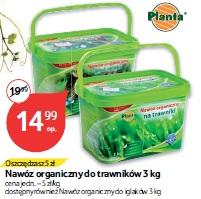 Nawóz organiczny do trawników 3 kg