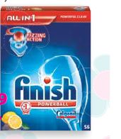 FINISH All in one Tabletki do zmywarek