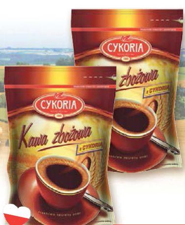 Kawa zbożowa z cykorią