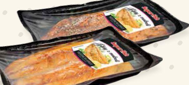 Filety wędzone z makreli Super fish