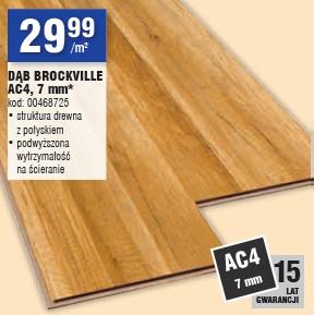 DĄB BROCKVILLE AC4, 7 mm