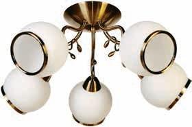 Lampa AROLA 5P