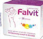 Falvit zestaw witamin specjalnie dla kobiet