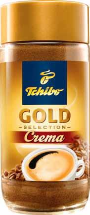 Kawa rozpuszczalna TCHIBO GOLD SELECTION CREMA