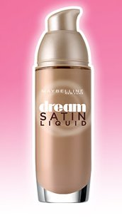 Podkład Maybelline Dream Satin Liquid, 30 ml