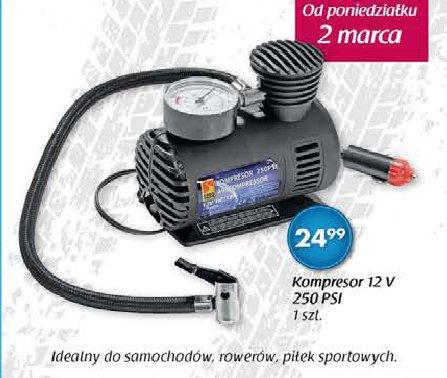 Kompresor 12V 250 PS