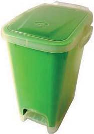 Kosz na śmieci podwójny Eco