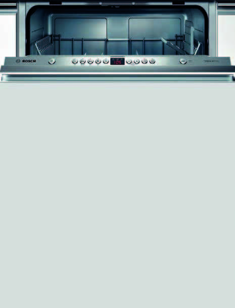 Bosch ZMYWARKA SMV53L50EU a