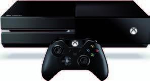 Xbox One KONSOLA XBOX ONE 500 GB+KINECT+3GRY