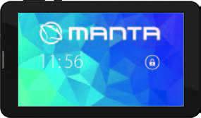 Manta TABLET MID715