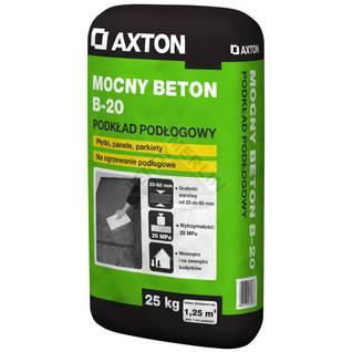 Axton podkład podłogowy B-20 MOCNY BETON