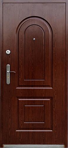 Drzwi wejściowe stalowe zewnętrzne ITAKA