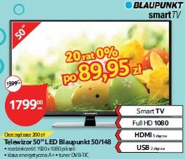 "Telewizor 50"" LED Blaupunkt 50/148"