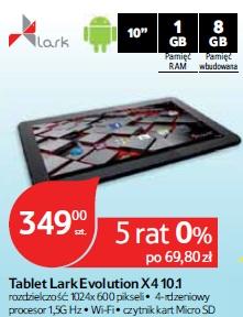 Tablet Lark Evolution X4 10.1