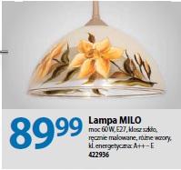 Lampa MILO