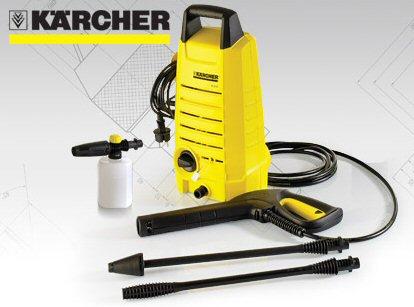 Myjka ciśnieniowa Karcher K 2.14 Plus