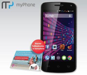 Smartfon Myphone C-Smart