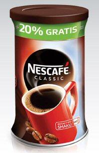Kawa rozpuszczalna Nescafe Classic w puszce, 240 g