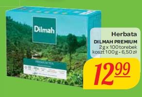 Herbata Dilmah Premium
