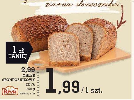 Chleb słonecznikowy REVA