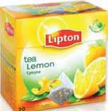Herbata Lipton piramidki 20 tb.