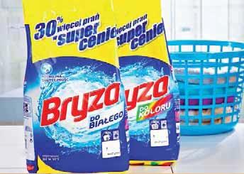 Proszek do prania Bryza 7 kg