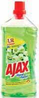 Płyn do podłóg Ajax 1,5 l