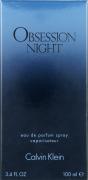 CK Obsession night women edp