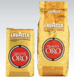 Kawa mielona lub ziarnista Lavazza Oro