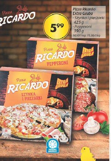Pizza Ricardo Extra Gruba