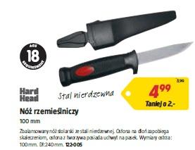 Nóż rzemieślniczy 100 mm