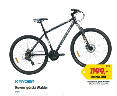 "Rower górski Walder 29"""