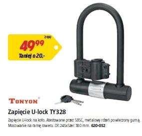 Zapięcie U-lock TY328