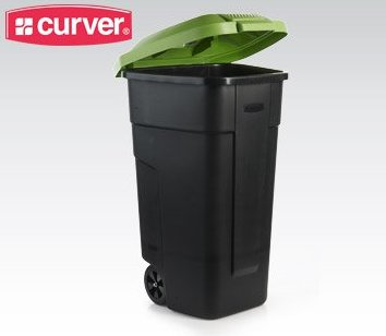 Kosz na odpady, 110 l