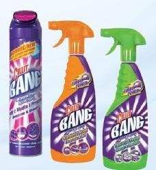 Spray czyszczący lub aktywna piana Cillit Bang różne rodzaje Reckitt Benckiser