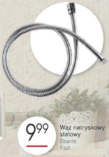 Wąż natryskowy stalowy