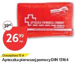 Apteczka pierwszej pomocy DIN 13164