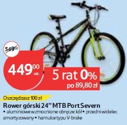 "Rower górski 24"" MTB Port Severn"