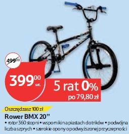 "Rower BMX 20"""
