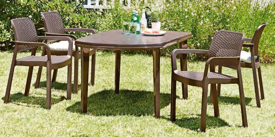 Stół molde lub krzesło Abildro