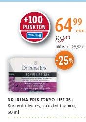 DR IRENA ERIS TOKYO LIFT 35+ Kremy do twarzy, na dzień i na noc,