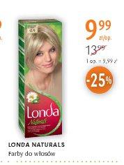 LONDA NATURALS Farby do włosów