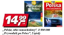 Polska atlas samochodowy 1:300 000, Przewodnik po Polsce