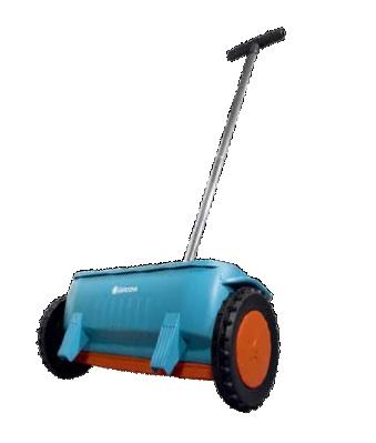 Siewnik uniwersalny w zestawie nawóz do trawników Florovit 1 kg
