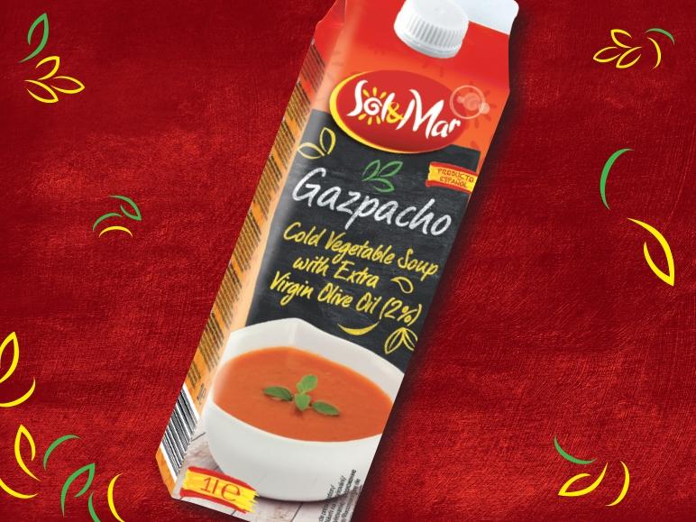 Gazpacho, 1 L