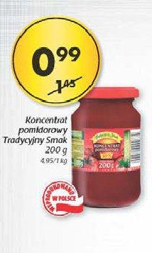 Koncentrat pomidorowy Tradycyjny Smak