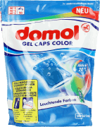 Domol, Color, żelowe kapsułki do prania, kolor