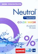 Neutral, proszek do prania kolorowego