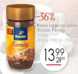 Kawa rozpuszczalna Tchibo Family